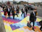Adding colour to London's city life