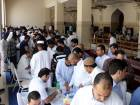 Mosque worshippers screened for diabetes