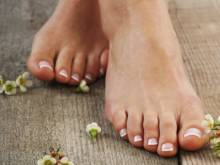 Tips for keeping feet in shape in old age