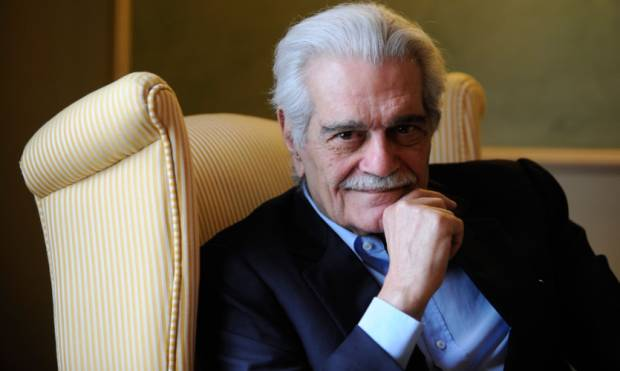 Omar Sharif's life in pictures