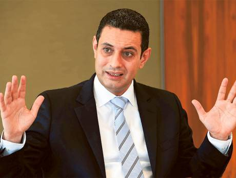 Hassan Ahmad Bouhadi, Chairman of the LIA Board