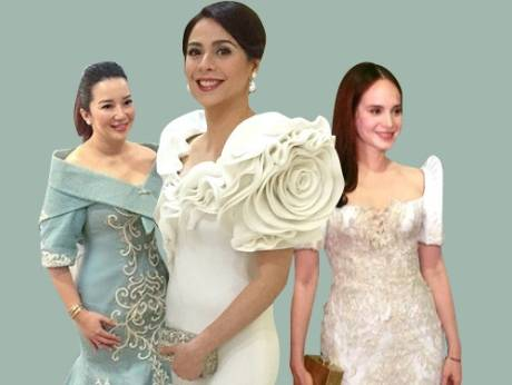 Kris Aquino Tops Online Voting For Best Gowns At President