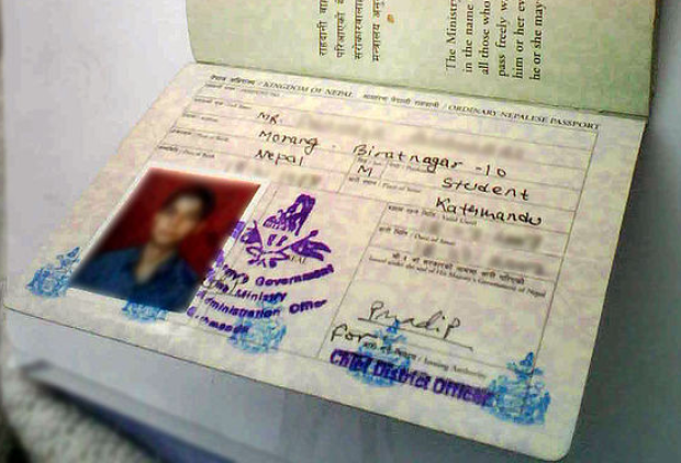 How to get your new Nepalese passport