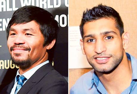 Manny Pacquiao-Amir Khan fight off