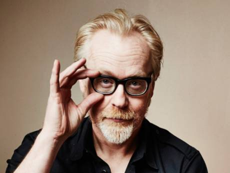 adam savage beard