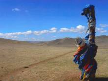 By train, 2 continents: from China to Russia