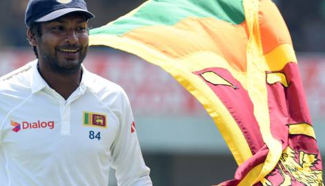 Prolific Sangakkara, a career to savour