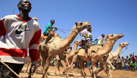 Maralal Camel Derby, a boost for Kenyan tourism