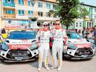 Ostberg and Meeke set for Rallye Deutschland