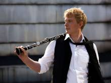 Clarinet star kicks of Ductac season