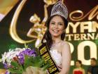 Emerald Nyein bags Miss Myanmar International
