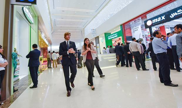 New shopping mall opens in Dubai