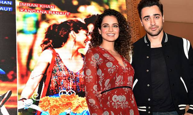 Kangana Ranaut and Imran Khan back in Dubai