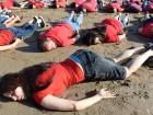 Moroccans pay tribute to Aylan Kurdi