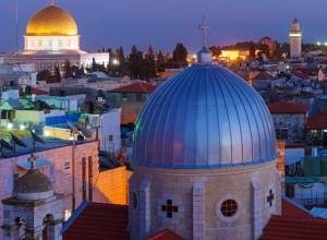 Focus: Jerusalem, a city under siege
