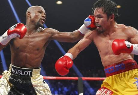 Doping: Pacquiao seeks 'punishment' for Floyd