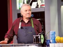 Jacques Pepin: Cooking brings people together