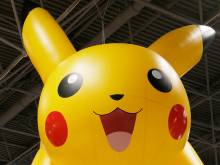 Pokemon at North Korea border attract throngs