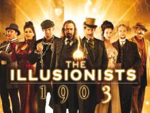 Illusionists 1903 hit the UAE in November