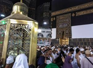 Interactive: Haj, a journey of prayer, faith