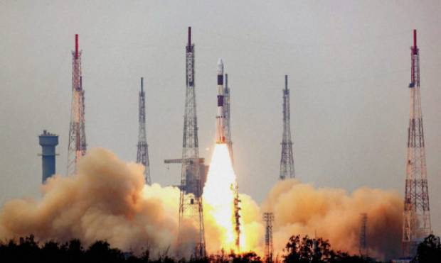 India launches first space observatory