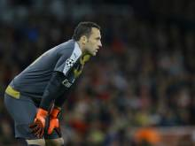 Ospina howler plunges Arsenal into crisis