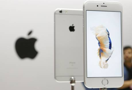 How long do you need to work to buy an iPhone 6?