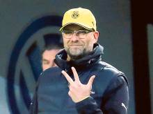 Liverpool close in on Klopp appointment