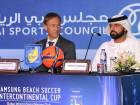 UAE target semi-finals despite tough draw