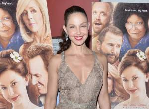 Ashley Judd: I was harassed by Hollywood exec
