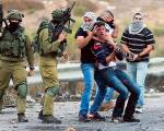 Palestinian woman shot and stripped naked