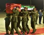 Bodies of martyrs arrive in the UAE