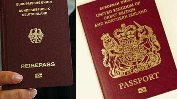 Revealed World S Most Powerful Passports For Travel
