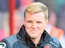 Boss wants Bournemouth to continue meteoric rise