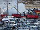Five killed in Jordan truck explosion