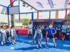 Padel: UAE on mission to catch them young