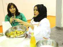 UAE's first female chef and author shares tips