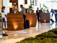 Hotel revenues down in May as room rates fall