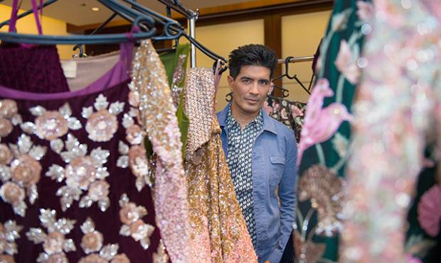 Manish Malhotra's fashion journey