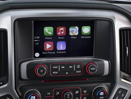 General motors offers a reason to buy an iphone for General motors service specials
