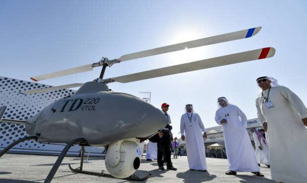 Dubai Airshow 2015: Day 2 in pictures