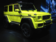 15 craziest cars at Dubai Motor Show