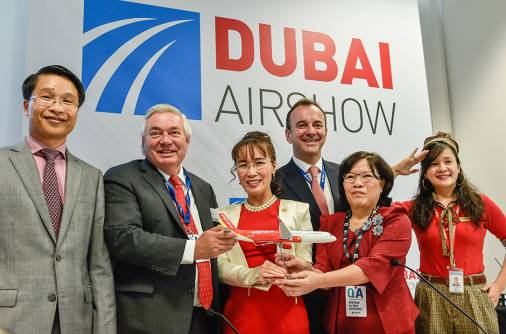 Vietjet buys 30 Airbus A321s at AirShow
