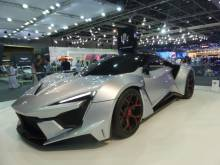 Torque of the town at Dubai motor show