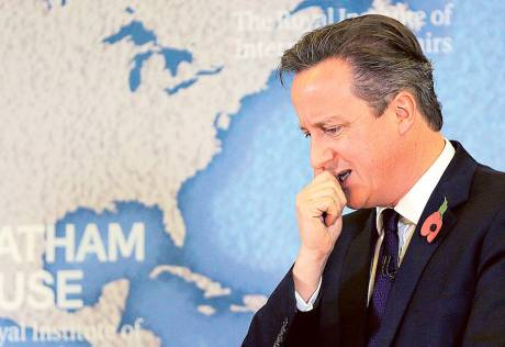 4 concessions Cameron wants from Brussels