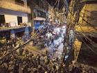 Fear grips Beirut day after twin bombings