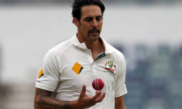 Mitchell Johnson retires from internationals