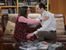 Sheldon, Amy take big step on 'Big Bang Theory'