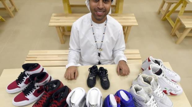 Sole Dxb 2015: Meet the UAE's biggest sneakerheads