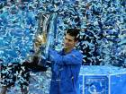 Djokovic makes it 4-in-a-row with Federer win